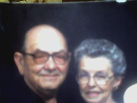 My papa Donald Babb (dececest) and my nana Betty Babb